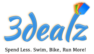 3Dealz - Triathlon Daily Deals